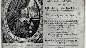 On His Blindness John Milton Meaning Poem Of The Month August 2016 U0027on His Blindness U0027 Susannah