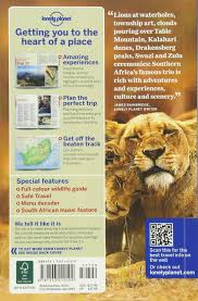 Drakensberg Mountains Map Lonely Planet South Africa Lesotho U0026 Swaziland Cape Town Pull