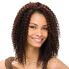 corkscrew hair synthetic hair weave glance cork 2pcs samsbeauty