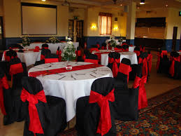 black chair covers wedding chair cover hire