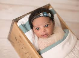 atlanta newborn photographer atlanta newborn photography wide awake baby mal yah