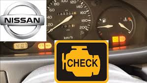 how to clear check engine light on nissan free and easy youtube