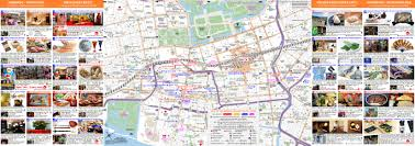 map u201ceast of the imperial palace u201d tokyo yes in japan