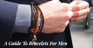 hand bracelet men images A guide to bracelets for men jpg