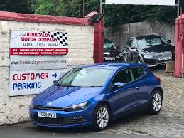 used volkswagen scirocco 2 0 for sale motors co uk