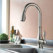 kitchen sink taps uk contemporary brass brushed nickel kitchen pull out mixer sink tap