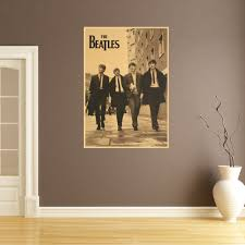 Home Decor Posters Compare Prices On Beatles Vintage Posters Online Shopping Buy Low