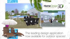 Home Design 3D Outdoor Garden Slides Into The Play Store For All