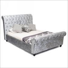bedroom fabulous leather headboard queen grey padded headboard