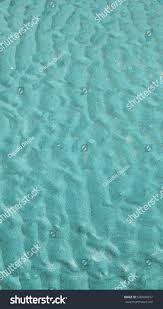 beach sand under clear transparent tropical stock photo 520990312