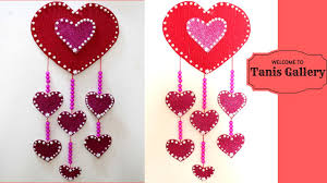 heart decorations hanging hearts decorations large heart wall hanging heart