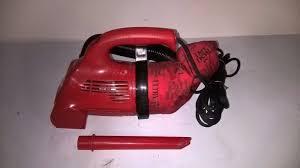Ultramodel by Royal Dirt Devil Ultra Model 08230 Red Handheld Vacuum Cleaner Ebay