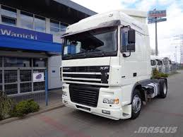 used daf 2006 xf ft 95 430 retarder space cab manual tractor units