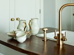 brass faucets kitchen prospect heights
