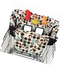 Baby High Chair Cover Crocnfrog 2 In 1 Shopping Cart Cover Baby High Chair Cover Ebay