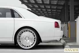 diamond rolls royce ghost savini wheels