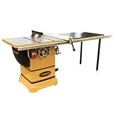 cabinet table saw for sale powermatic pm1000 1791001k table saw 50 inch fence circular saw