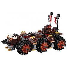 siege lego mylb nexus knights siege machine model building kits compatible with