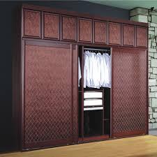 Best Almirah Designs For Bedroom by Modern Badroom Sliding Door Wooden Clothes Almirah Designs With