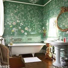 Bathroom Inspiration Anything But Bland Non White Bathroom Inspiration Vogue Living