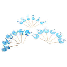 online shop refined boy type kids birthday cupcake toppers