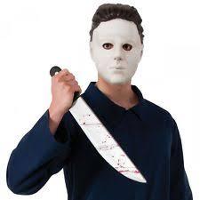 Mike Myers Halloween Costume Michael Myers Mask Ebay