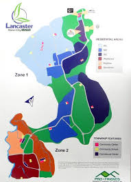 map of new city location map master plan buy a home in lancaster new city cavite