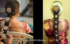 sparkling fashion south indian bridal hair accessories billalu