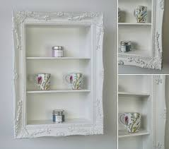 etagere shabby 繪tag罟res murales en cadres tableaux 罌 faire soi m罨me id罠es shabby