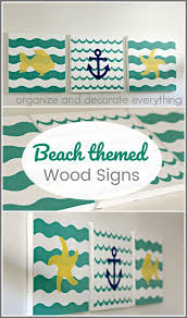 themed signs themed wood signs organize and decorate everything