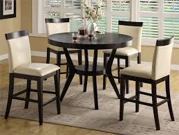 Kitchen Table Tall by Impressive Tall Round Kitchen Table Round Kitchen Table Sets