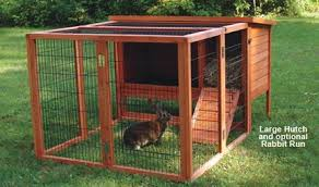 Rabbit Hutch Instructions How To Build A Rabbit Hutch Wikihow