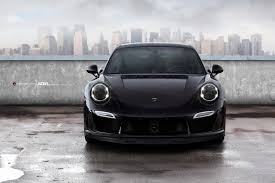 porsche singer black topcar u0027s stinger gtr is a beastly porsche 911 turbo s