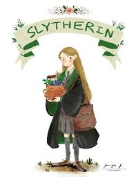 we come form different houses u201d slytherin u201cafter i posted the pic