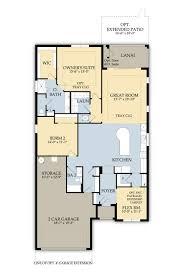 naples floor plan floor plan continental homes plans camden lakes naples fl new for