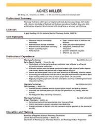 Resume Sample For Pharmacy Assistant by Qualifications For A Resume Examples 7f8ea3a2a The Most Resume