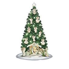 88 best nativity themed trees images on nativity