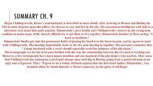 scarlet letter chapter summary tomyumtumweb com