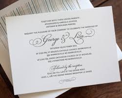 wedding invitations simple simple wedding invitations marialonghi