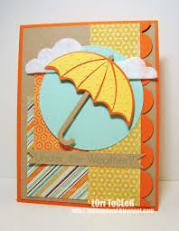 Homemade Card Ideas by Inking Aloud Under The Weather Cards Pinterest Weather