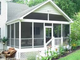 planning idea free screened porch plan screened porch furniture