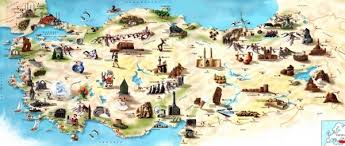 printable pictures of turkey the country turkey country map turkey tourist map turkey mappery 600 x 255