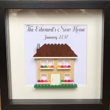 new house gifts lego new home housewarming gift personalised new home gift