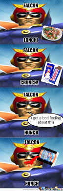 Falcon Punch Meme - falcon punch memes best collection of funny falcon punch pictures