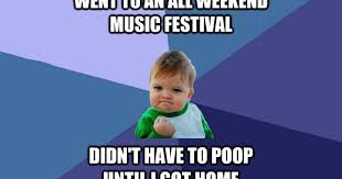 Music Festival Meme - 2014 music festival survival guide from bands to sex we ve got you