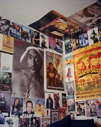 Bedroom Wall Covered In Posters Before Chiraq There Was Fayettenam J Cole Takes Us Back To His