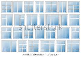 Different Windows Designs Window Glass Stock Images Royalty Free Images U0026 Vectors