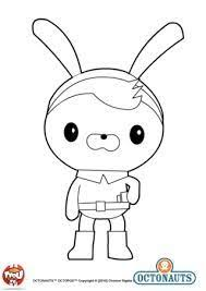 octonaut coloring pages 194 best inspirations for cookies images on pinterest drawing