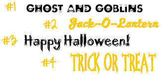 11 good halloween font images free halloween fonts 20 free