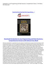 introduction to java by hgfghghhiu issuu